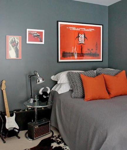 ティーンエイジャーのためのベッドルーム