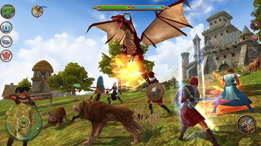 Celtic Heroes - 3D MMORPG  screenshots EasyGameCheats.pro 1
