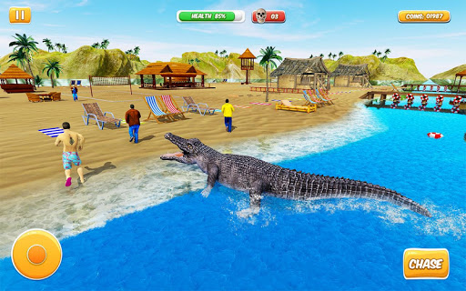 Hungry Crocodile Attack 3D  screenshots EasyGameCheats.pro 1