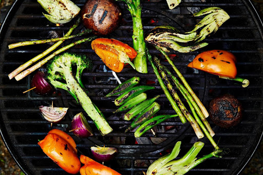 How to grill just about any vegetable