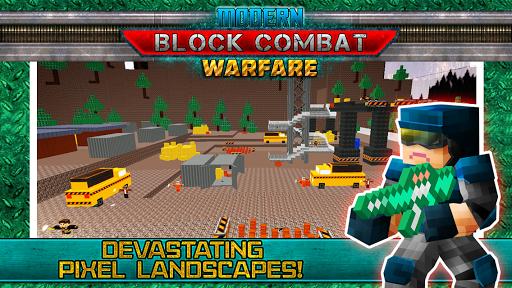 Modern Block Combat Warfare