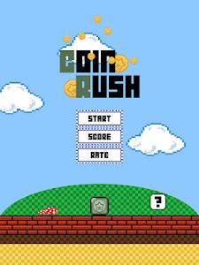 Coin Rush screenshot 0
