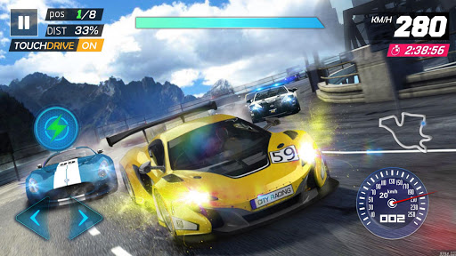 Télécharger Real Speed Car Racing APK MOD (Astuce) screenshots 5