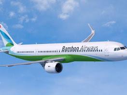 Bamboo Airways mở đường bay thẳng Hà Nội – Côn Đảo