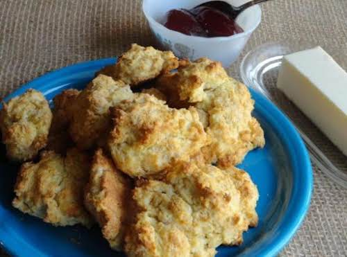 """Mom's Biscuits """"These biscuits are really quick and easy. A great biscuit..."""