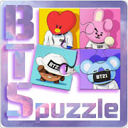 BTS Puzzle Game - Play Game With BTS