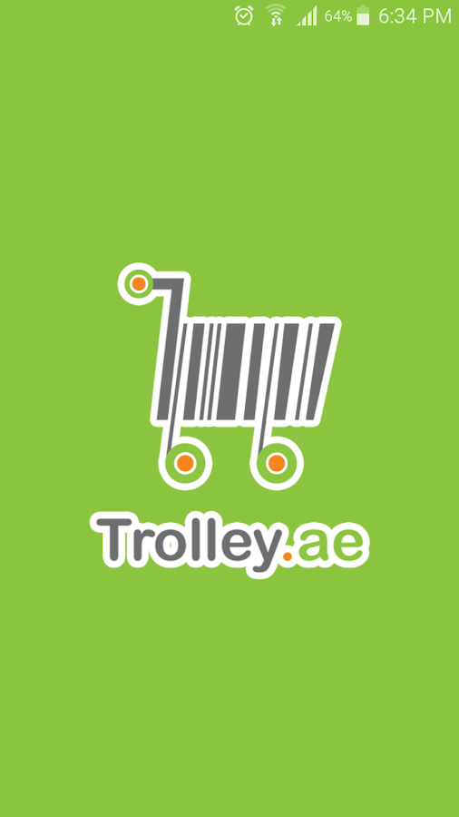 Trolley Dubai Grocery Delivery- screenshot