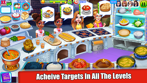 Cooking Express : Food Fever Craze Chef Star Games screenshots 20