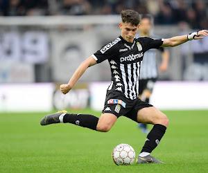 Maxime Busi pourrait bientôt prolonger son contrat à Charleroi