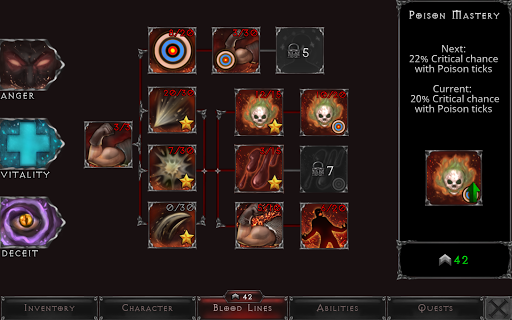 Vampire's Fall: Origins RPG 1.7.146 screenshots 5
