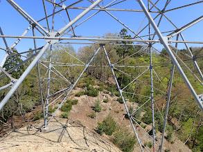 鉄塔から865mピーク方面