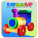 Kids Learning Train icon