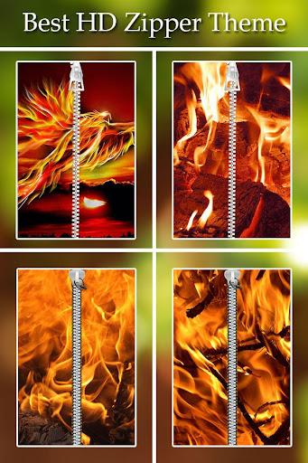 Fire Zipper Lock