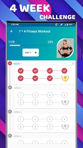 Women Workout App – Women Home Workout (At Home) 2020 4