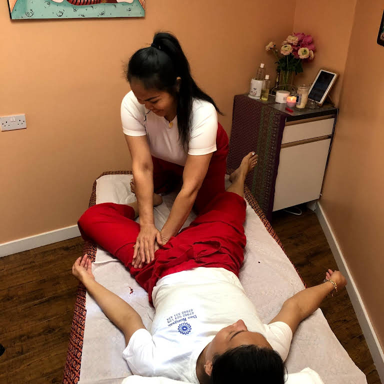 edinburgh thai massage