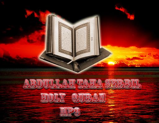 AbdullahTaha Serbil Coran MP3