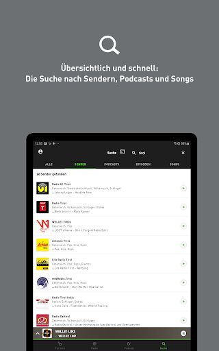radio.at - Radio und Podcast screenshot 14