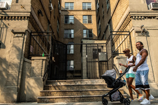 Formerly Homeless Families Go Two Months Without Gas at Harlem Apartment Complex