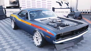 Drift 'Cuda Hits the SEMA Show and Then the Track!! fishtailcuda thumbnail