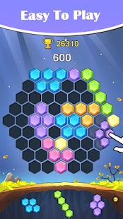 Jewel Puzzle Block Screenshot