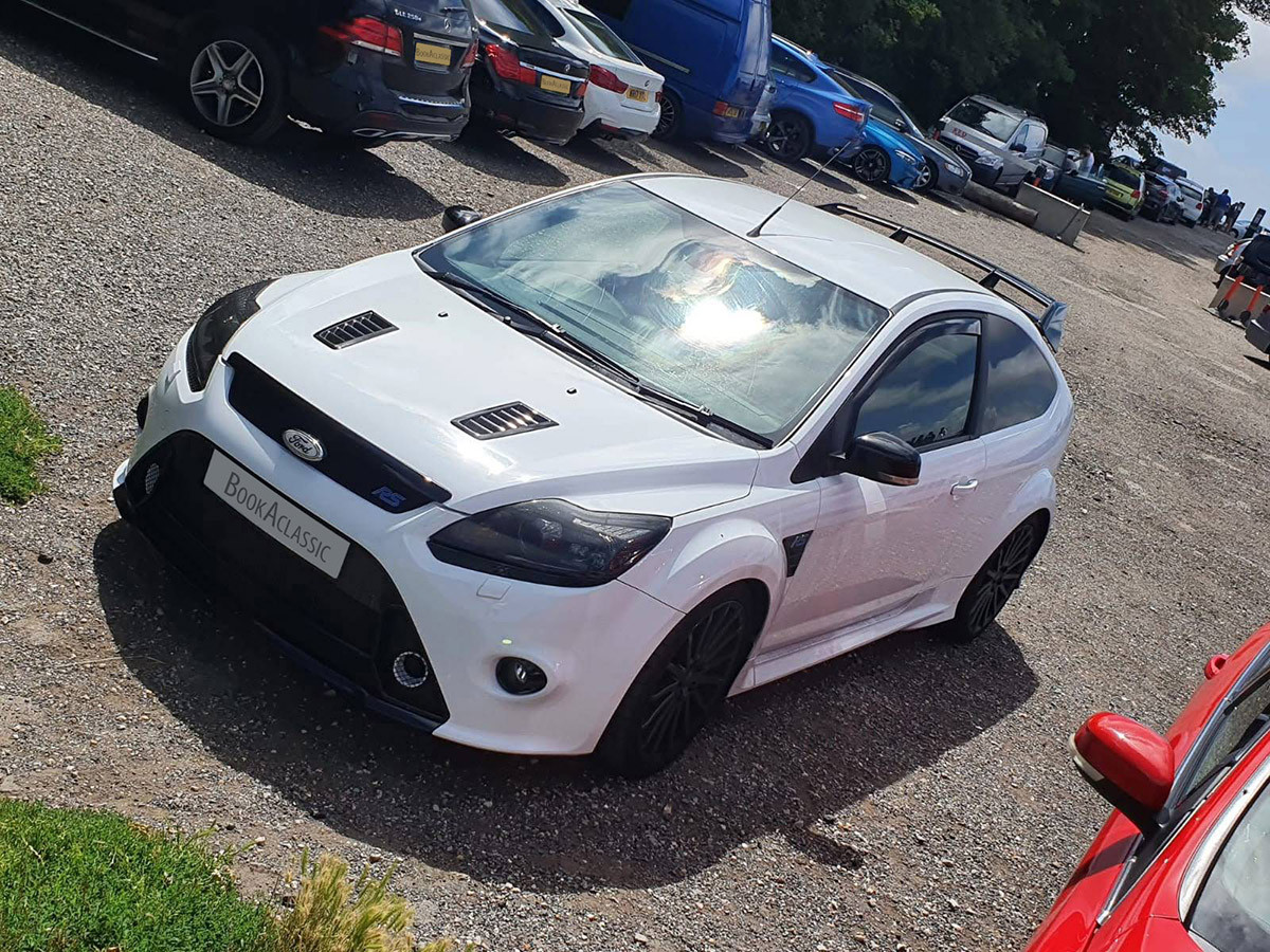 Ford  Focus Hire London