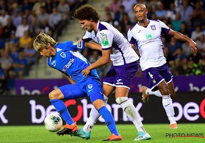 Anderlecht sombre en seconde période et court toujours après sa première victoire