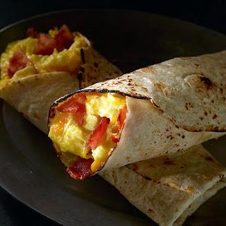 Bacon & Egg Wrap