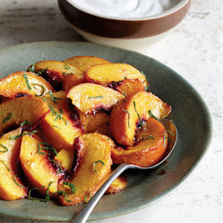 Seasonal Stewed Fruit.