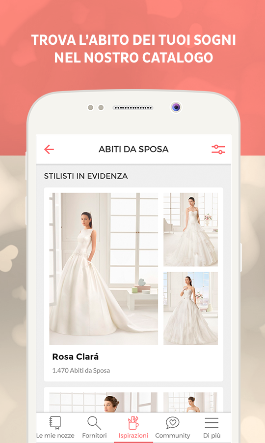 Matrimonio.com- screenshot