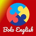 Bolo English   Practice and learn spoken english icon