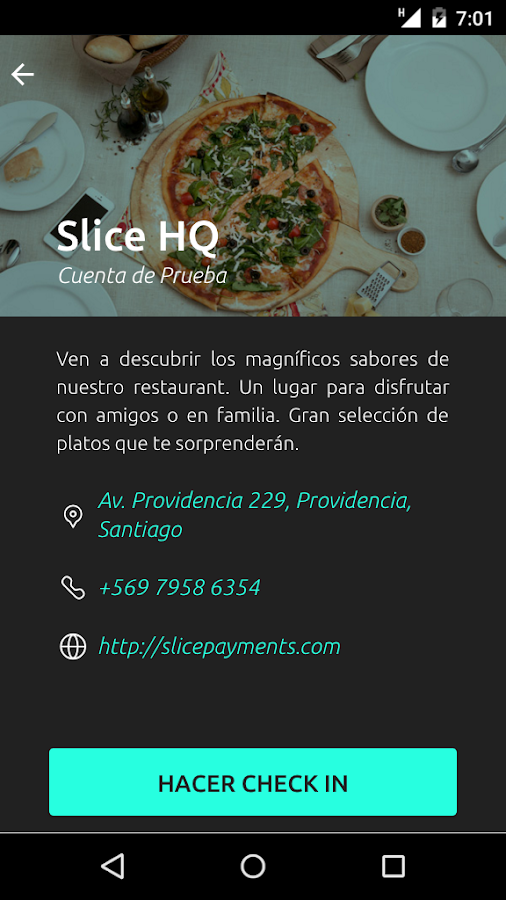 Slice - Simplify the check- screenshot