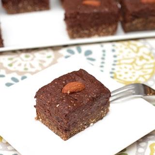 Raw Fudge Ginger Squares Recipe