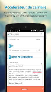 cadremploi offre emploi cadre android apps on play