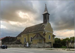 Photo: Turda - Str. Avram Iancu, Nr.49 - Biserica Franciscana - exterior - 2018.07.14