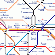 London Offline Transit Maps: Tube, Rail + more!