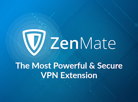 ZenMate Free VPN–Best VPN for Chrome