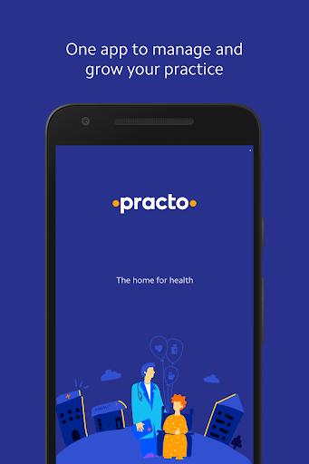 Practo Pro - For Doctors screenshots 1