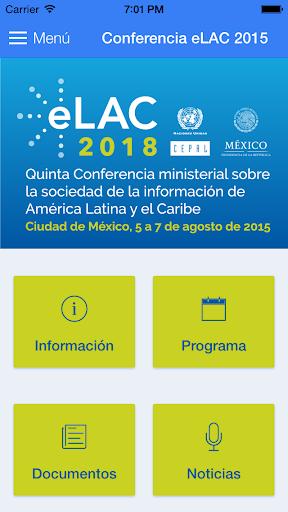 Conferencia eLAC 2015