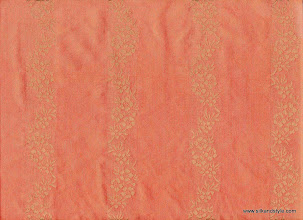 Photo: HE - EMB - 009 ~ Embroidered Silk Taffeta