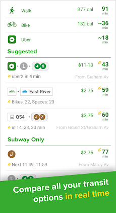Citymapper - Transit Navigationのおすすめ画像2