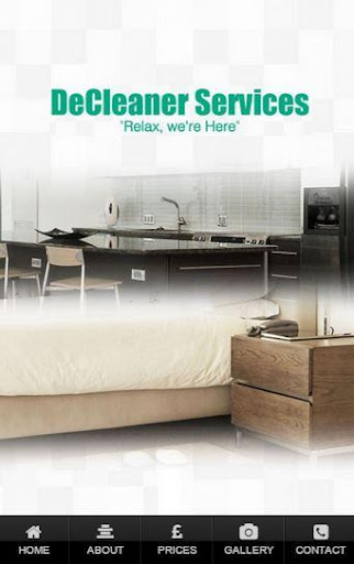 DeCleaner Services