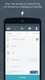 Recharge Offers, Wallet, Shop Screenshot 5