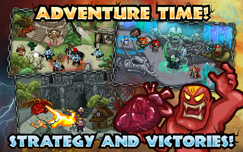 Tower Defense: Thing TD game