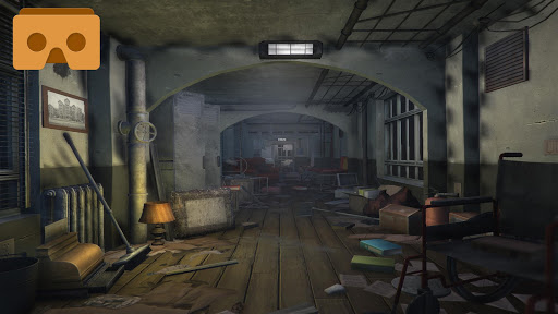 VR Escape Horror House 3D  captures d'écran 1