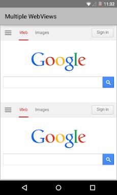AndroidシステムのWebViewのおすすめ画像4