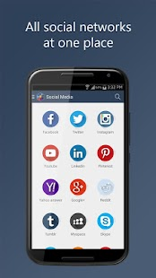 Social Media Vault- screenshot thumbnail