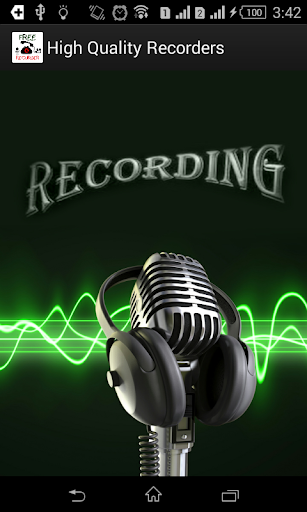 Free Call Audio Video Recorder