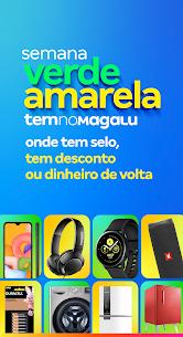 Magazine Luiza: Loja Online – Compras com Cashback 1