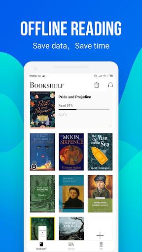 AnyBooks uff0d FREE Books, novels, ncert free download 3.0.2 screenshots 3