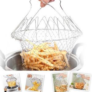 Set 2 x Cos multifunctional 12 in 1 Chef Basket